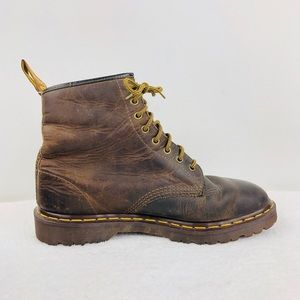 Dr. Martens Shoes - Dr. Martens Vintage Made In England Leather Boots